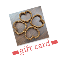 Willow Weaving gift cards